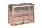 Tall Counter Display Case - 18in. Long - TC18