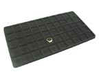 Flocked Tray Liner - Black - TL50B
