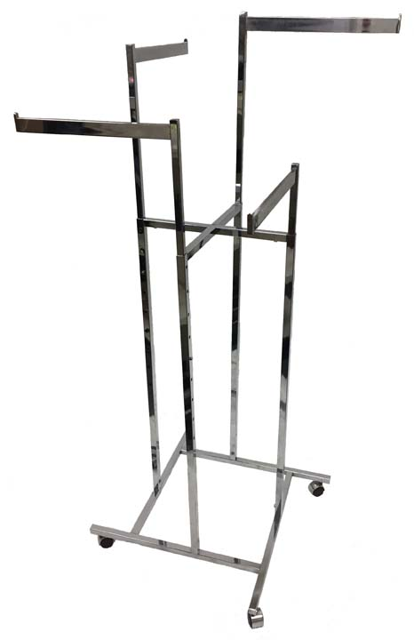 Used 4 Arm Rack with 18in. Arms - U4ARMSEAR