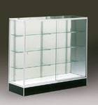 Upright Aisle Display Case - 48in. - UA2184