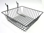 Universal Wire Basket - 12 in. x 12 in. x 4 in. - UB13