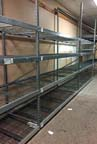 Used Bulk Storage Rack Uprights - UBSTART