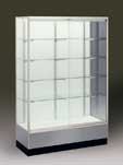 Upright Display Wall Case - 48in. - UD2204