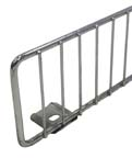 Used Gondola Shelf Fencing - 3