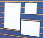Universal Grid/Slat Cardholders - 5 1/2in.W x 7in.H