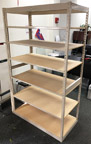 Used Rivet Storage Shelving - URIVET