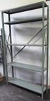 Used Stockroom Shelves - USRSGREEN