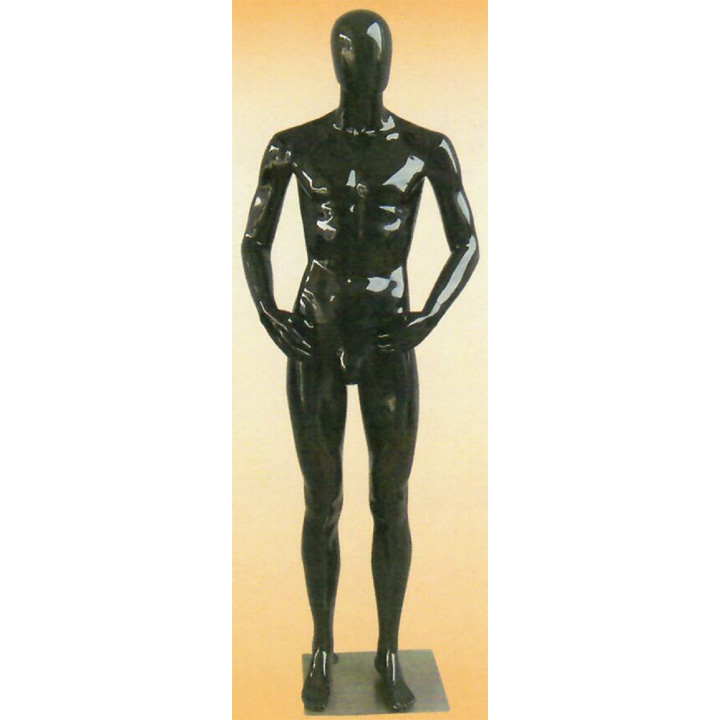Male Mannequin - Hands on Hips - BME2BB