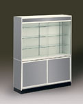 Wall Case - No Drawers - 48in. - WU2184P